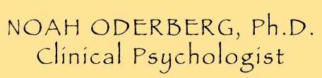 image of business name for Noah Oderberg, Ph.D., Oakland, Berkeley & East Bay CA Clinical Psychologist & Therapist for Psychotherapy, Couples & Marriage Counseling, Depression, Anxiety, Stress, Infidelity, Relationships & Conflict